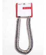 Elle Conair Chain Link Head Band Wrap Silver osfm - $12.99