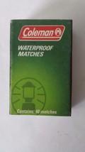 Coleman Waterproof Matches - $14.74