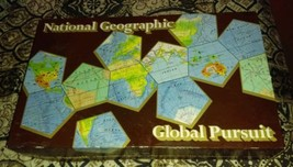 National Geographic Global Pursuit- Board Game ... - $17.31