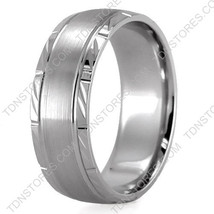 10K Gold 6mm Wedding Bands Rings, 10K Solid Gold, Satin, Size 4-13, Made... - $298.27