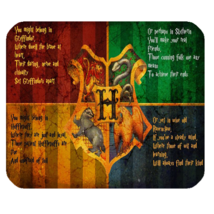Mouse Pads Hogwarts Ravenclaw Logo Harry Potter Movie Game Animation Mousepads - $6.00