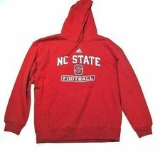 adidas North Carolina State Mens Wolfpack Football Hooded Sweatshirt - Hoodie - $15.88