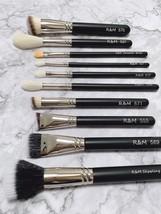 R&M 10pcs Makeup Brush set - $80.00