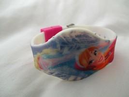 Frozen Anna & Elsa Digital Wristwatch W/ Adjustable Buckle Band - $29.00