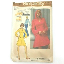 Vtg Simplicity 6708 Sewing Pattern Hooded Mini Dress Little Red Riding H... - $14.95
