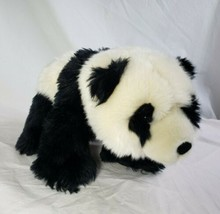 "Wild Republic Panda Bear Bean Plush 11"" Long Stuffed Animal toy - $16.83"