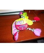 Baby Toy PlayGro Clip Clop Activity Baby Rattle Developmental Sensory Co... - $6.99