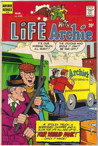 Life With Archie Comic Book #131, Archie 1973 FINE+/VERY FINE- - $8.33