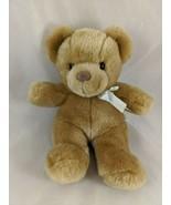 "Carters Tykes Tan Bear Plush Cuddle Me 9.5"" Stuffed Animal toy - $7.39"