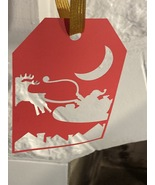 Santa Clause Red Christmas Decoration - $1.00