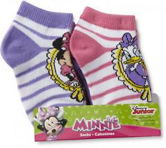 Disney Minnie Toddler Girl's 6-Pairs Low-Cut Socks - $21.73