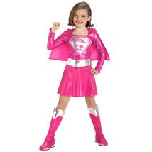 Rubie's Pink Child Supergirl Costume - Toddler - $48.42