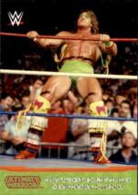 Ultimate Warrior 2014 Topps Road To Wrestlemania Champion Sporlight Card #2 - $0.99