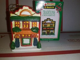 1994 Kwik Fill Traditions Ornament Christmas General Store Gas Station X... - $4.11
