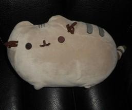 "12 "" GUND 2015 Pusheen 4048096 Gris Kitty Chat Peluche Animal Jouet Doux - $25.82"