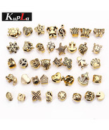 beads fit pandora fashion diy accessories big hole charms beads for pandora bracelets thumbtall
