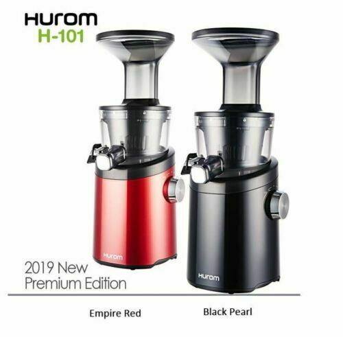 [HUROM] Easy H-101 Premium Edition Slow Juicer Extractor Squeezer