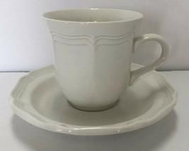 Mikasa French Countryside F 9000 Coffee Mug Tea Cup W/ Saucer - $9.89