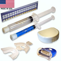 Always White Teeth Whitening Strongest Bleaching Kit Gel 44% At Home Sys... - $11.95