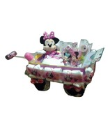 Character Wagon Diaper Cake-Baby Shower Centerpiece-New Baby Gift for gi... - $119.99