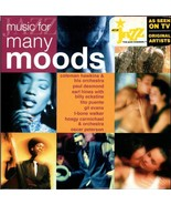 Jazz Music For Many Moods On Audio CD Album - £3.81 GBP