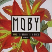 Rare: Collected B-Sides By Moby On Audio CD Album 1996 - $6.68