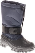 Tundra Boys Montana Waterproof All Weather Snow and Winter Boots Navy - $51.43+