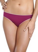 Jockey Women's Underwear Cheeky Modal Bikini, sunset stripe, L - $6.85