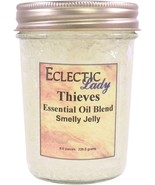 Thieves Essential Oil  Blend Smelly Jelly, Natural Room Air Freshener, 8 oz - $15.51