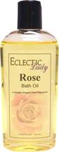 Rose Bath Oil - $12.60+