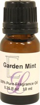 Garden Mint Fragrance Oil, 10 ml - $9.69