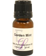 Garden Mint Fragrance Oil, 10 ml - $9.69