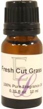 Fresh Cut Grass Fragrance Oil, 10 ml - $9.69