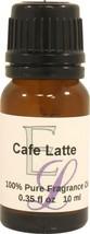 Cafe Latte Fragrance Oil, 10 ml - $9.69