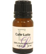 Cafe Latte Fragrance Oil, 10 ml - $9.69