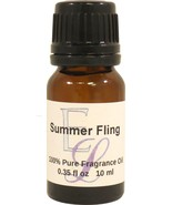 Summer Fling Fragrance Oil, 10 ml - $9.69