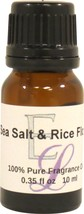 Sea Salt and Rice Flower Fragrance Oil, 10 ml - $9.69