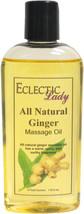 Ginger All Natural Massage Oil - $14.54+