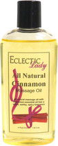 Cinnamon All Natural Massage Oil - $14.54+