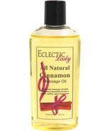Cinnamon All Natural Massage Oil - $14.54+