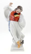 Herend Dancing Peasant Man Figurine - $222.75