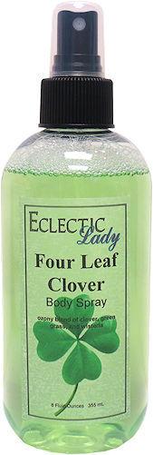 Four Leaf Clover Body Spray