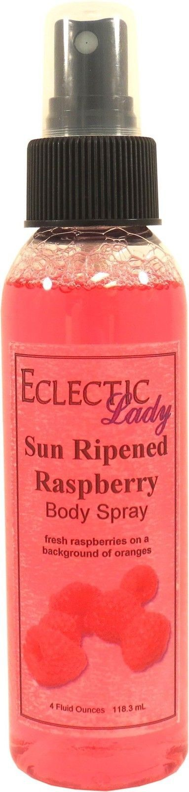 Sun Ripened Raspberry Body Spray