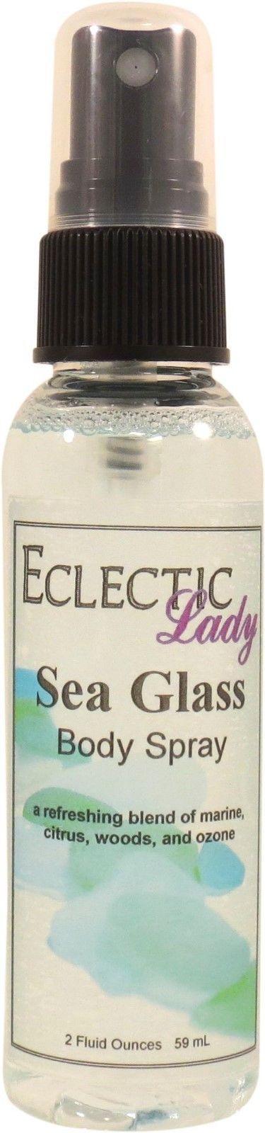 Sea Glass Body Spray
