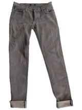 ROCK & REPUBLIC Kassandra Selvedge? Denim JEANS Women's Size 25 Gray - $14.85
