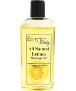 Lemon All Natural Massage Oil - $14.54+
