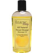 Sweet Orange All Natural Massage Oil - $14.54+