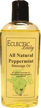 Peppermint All Natural Massage Oil - $14.54+