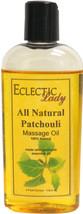 Patchouli All Natural Massage Oil - $14.54+