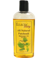 Patchouli All Natural Massage Oil - $14.54+